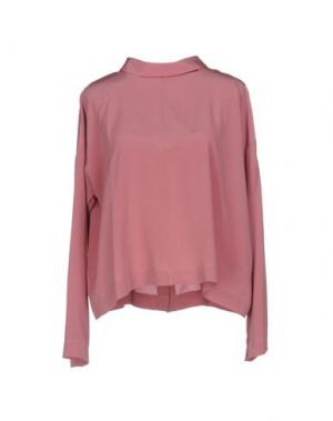 Блузка DANOLIS. Цвет: пастельно-розовый