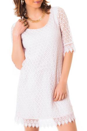 Платье LES GAMINES DE PARIS. Цвет: розовый