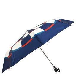 Зонт полуавтомат  1277 темно-синий JEAN PAUL GAULTIER