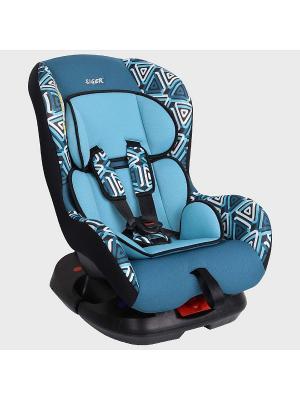 Детское автомобильное кресло НАУТИЛУС  коллекция ART SIGER. Цвет: голубой