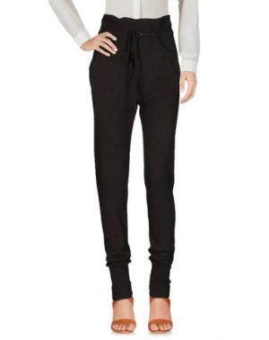 Повседневные брюки B.YU. Цвет: темно-коричневый