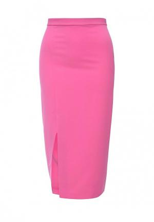Юбка Disash. Цвет: розовый