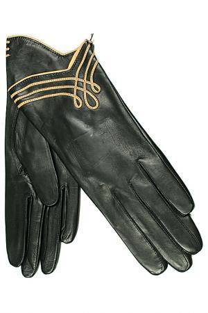 Перчатки Dali Exclusive. Цвет: черный, крем
