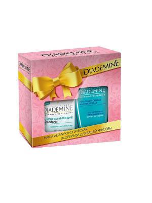 Подарочный набор Основная Программа Diademine. Цвет: розовый, желтый