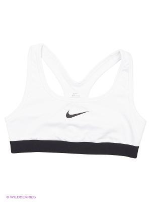 Топ G NP BRA CLASSIC Nike. Цвет: белый