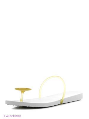 Пантолеты Ipanema. Цвет: желтый