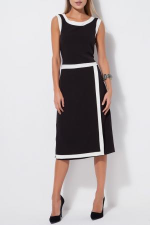 Платье Exline. Цвет: white and black
