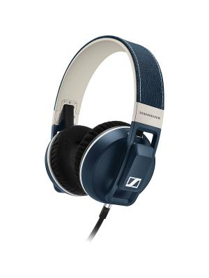Наушники  Sennheiser URBANITE XL denim. Цвет: синий