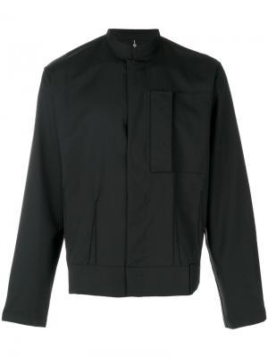 Plain shirt Oamc. Цвет: чёрный