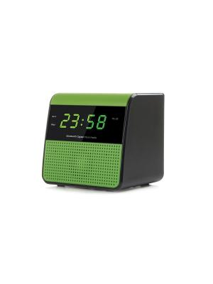 Радиобудильник HARPER HRCB-7768. Цвет: черный, зеленый