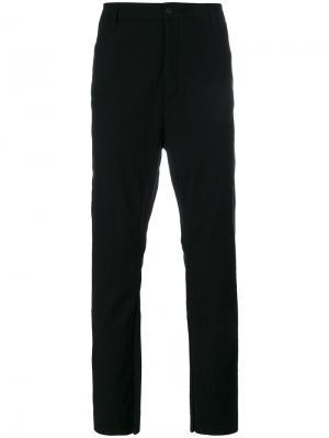 Классические брюки Poème Bohémien. Цвет: чёрный