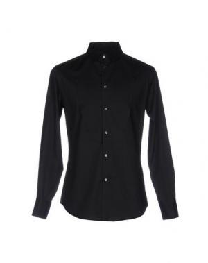 Pубашка TOM REBL. Цвет: черный