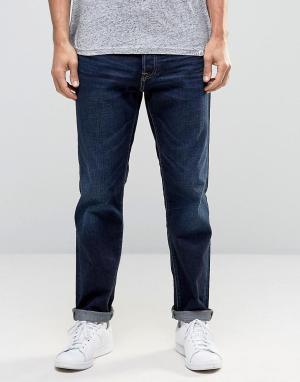 Edwin Суженные джинсы ED-45. Цвет: синий