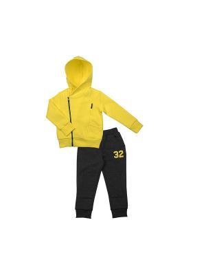 Костюм Mini Maxi. Цвет: желтый