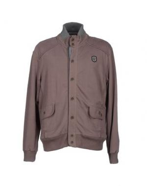 Куртка ITALIAN RUGBY STYLE. Цвет: светло-коричневый