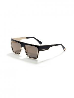 Солнцезащитные очки Will.i.am. Цвет: черный
