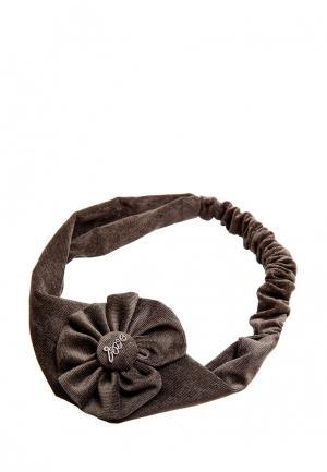 Повязка Aiyony Macie. Цвет: коричневый