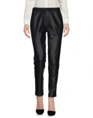 Повседневные брюки ZAPA. Цвет: черный