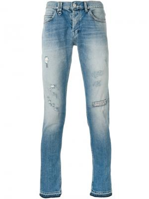 Light-wash skinny jeans Cycle. Цвет: синий