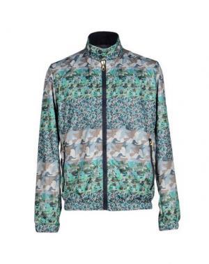 Куртка N° 4 FOUR. Цвет: зеленый