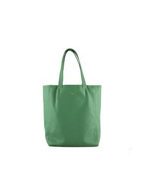 Сумка Frija. Цвет: зеленый