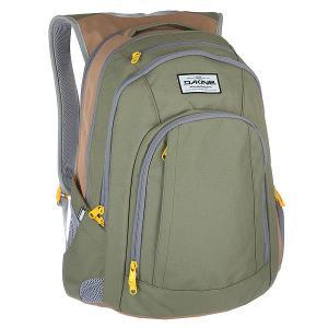 Рюкзак городской  101 Loden Lod Dakine. Цвет: зеленый,бежевый