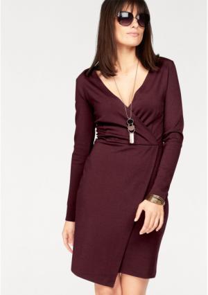 Платье BOYSENS BOYSEN'S. Цвет: бордовый