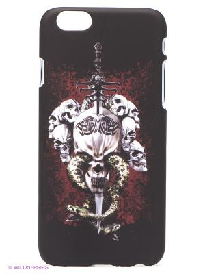 Чехол для iphone 6 WB. Цвет: черный, белый