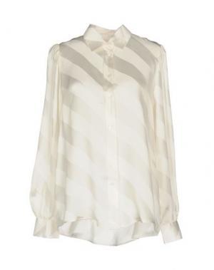 Pубашка NINEMINUTES. Цвет: белый