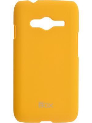 Samsung Galaxy Ace SM-G313/318 skinBOX Shield 4People. Цвет: желтый