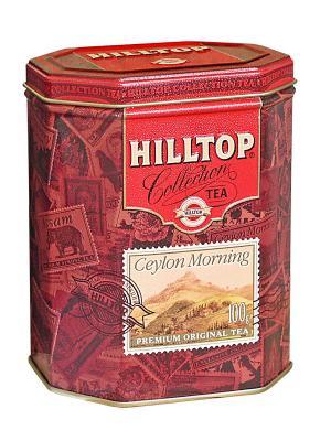 Чай Hilltop Collection  Цейлонское Утро в ж/б 100 гр. Цвет: черный
