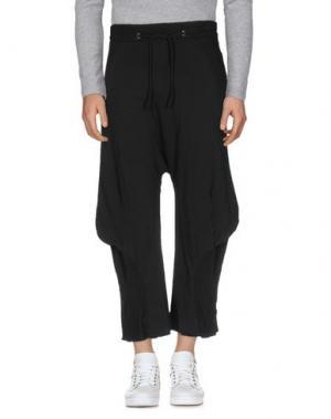 Повседневные брюки LUMEN ET UMBRA. Цвет: черный