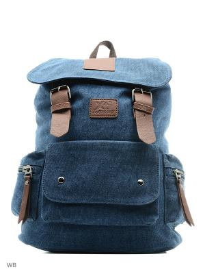 Рюкзак XTI. Цвет: темно-синий