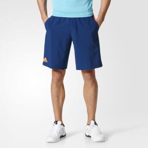 Шорты спортивные ADVANTAGE  Performance adidas. Цвет: оранжевый