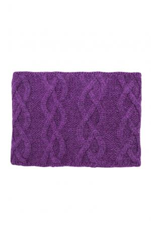 Снуд 136712 Sweet Sweaters. Цвет: фиолетовый