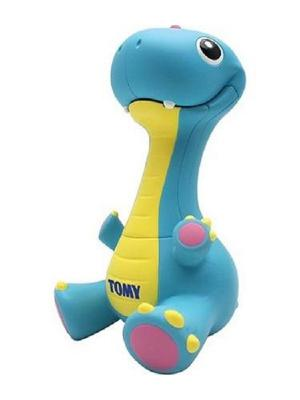 Рычащий Динозавр TOMY.. Цвет: белый