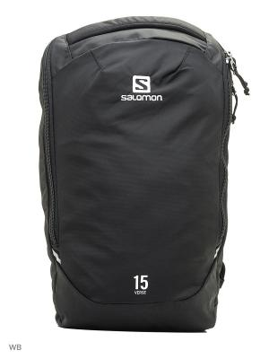 Рюкзак BAG QUEST VERSE 15 S SALOMON. Цвет: черный