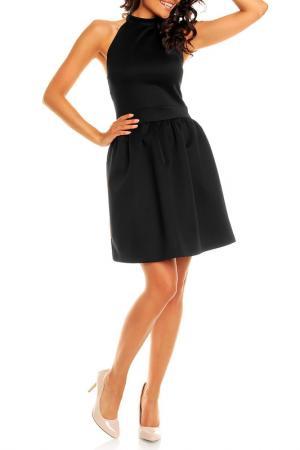 Платье NOMMO. Цвет: черный