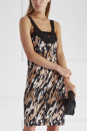 Платье Golena Marella. Цвет: multicolor
