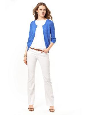 Жакет VILATTE. Цвет: синий