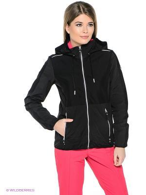 Куртка Luhta. Цвет: черный