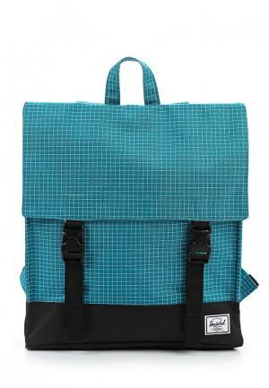 Рюкзак Herschel Supply Co. Цвет: бирюзовый