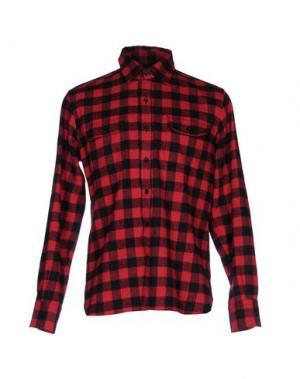 Pубашка OVADIA & SONS NEW YORK. Цвет: красный