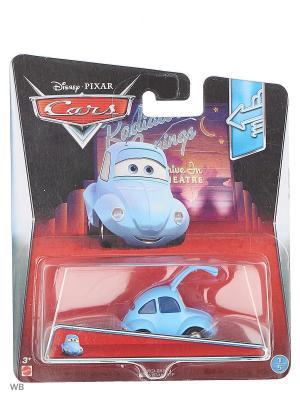 Машина Тачки 2 Mattel. Цвет: лазурный, серо-голубой