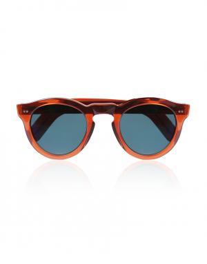 Солнцезащитные очки Cutler And Gross. Цвет: красный