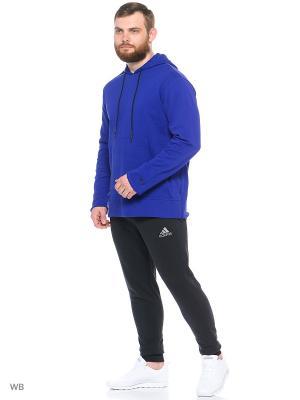 Толстовка худи муж. M TRNSFRM HOODY Adidas. Цвет: фиолетовый