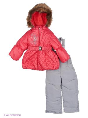 Комплект одежды M-Bimbo. Цвет: коралловый, серый