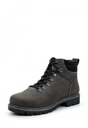 Ботинки Darkwood. Цвет: серый