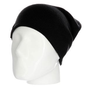 Шапка носок  Basic Black Les. Цвет: черный
