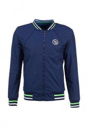 Куртка S&J. Цвет: разноцветный